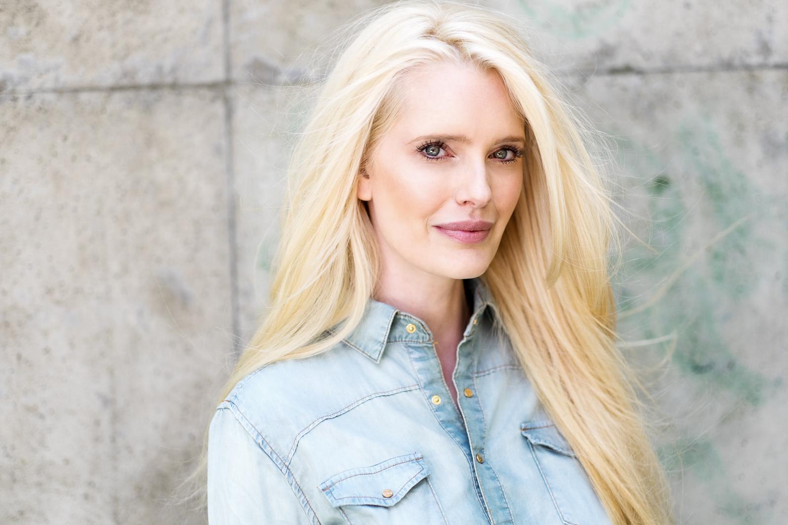 Mirja Du Mont Moderation Model Schauspiel Autorin Portfolio